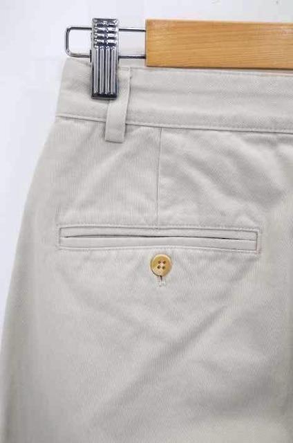 POLO RALPH LAUREN(ポロラルフローレン)90S POLO CHINO ANDREW PANT 2タック < 男性ファッションの