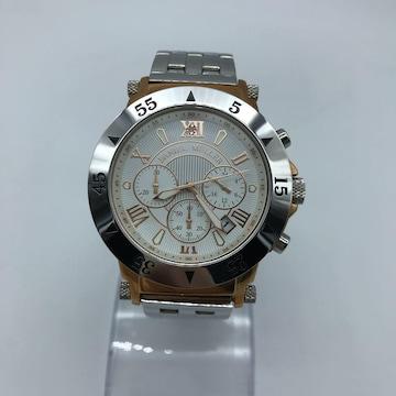 DANIEL MULLER ダニエルミューラー 腕時計 クロノグラフ 動