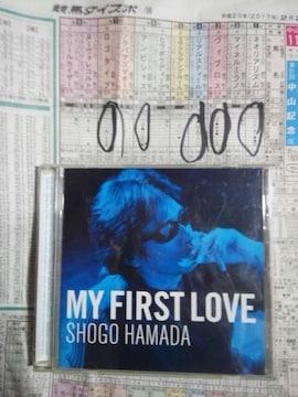 浜田省吾CD「MY FIRST LOVE」