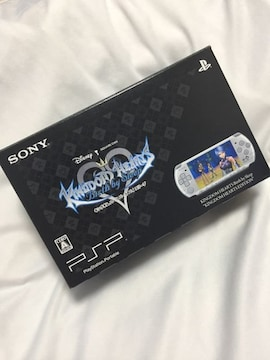 新品 キングダムハーツ バースバイスリープ PSP 同梱版 KH BBS