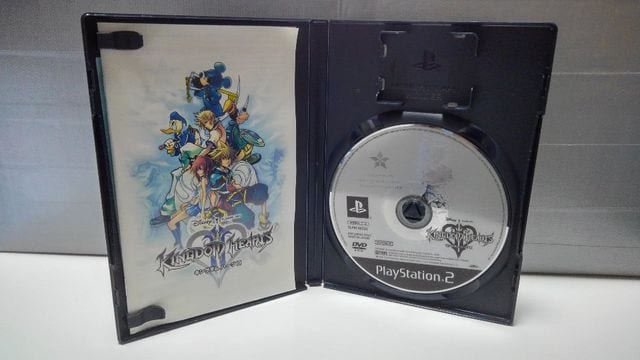 [PS2] キングダムハーツII(KINGDOM HEARTS 2) < ゲーム本体/ソフト