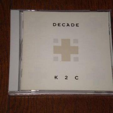 米米CLUB 「DECADE〜ベストアルバム」浪漫飛行 君がいるだけで収録
