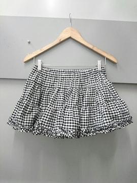 one spo☆ギンガムチェックチュチュスカート
