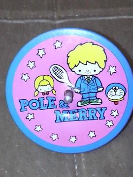 POLE&MERRY希少ブリキこま日本製