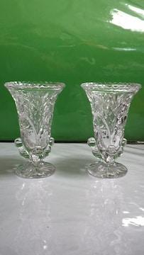 ボヘミアン風[キリコ]ペアグラス