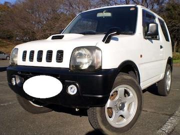 超人気ジムニー23系5速マニュアル人気の白車検満タン売切り