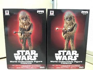 STAR WARS コレクタブルフィギュアPREMIUM チューバッカ 全2種