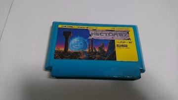 ファミコンソフト ヘクター87現状品