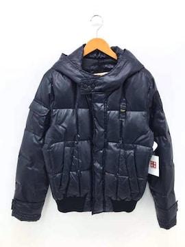 Blauer(ブラウアー)裾リブダウンジャケットダウンジャケット