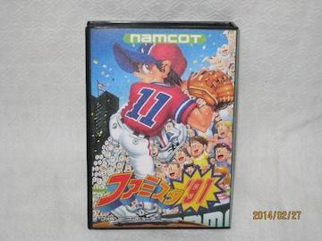 新品 レアファミコン ファミスタ'91