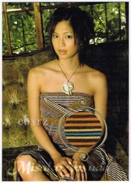 安田美沙子 コスチュームカード cos-007  275/395
