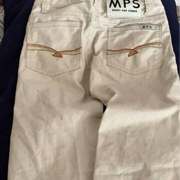 MPS★クリーム色★パンツ★ サイス100