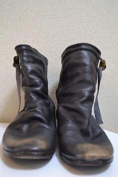 miharayasuhiroミハラヤスヒロ 09ssドレープリボンブーツ 26.5