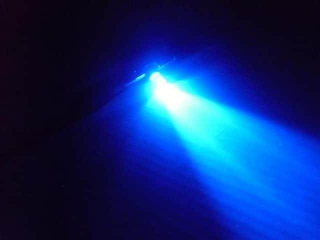 グランドプロフィア用/エアコンパネル用LEDセット/青色/トラック < 自動車/バイク