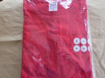 新品Tシャツ ももクロ サイズL 赤 百田夏菜子