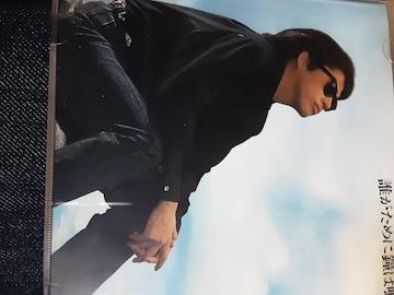 浜田省吾CD「誰がために鐘は鳴る」歌詞カードなし