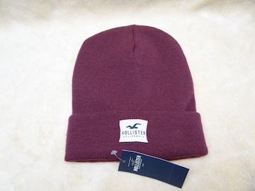 ホリスター メンズ ニット帽 RED 629286801