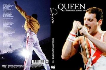 QUEEN Budokan 1979 & Wembley 1986 豪華2ライヴ!クィーン