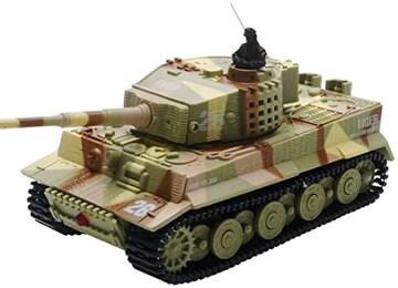 ARRIS(アリス) 多色 1/72 Mini ラジコン戦車ミリタリー ドイツ