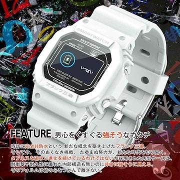 フランク三浦 腕時計 FM5600-7A WH