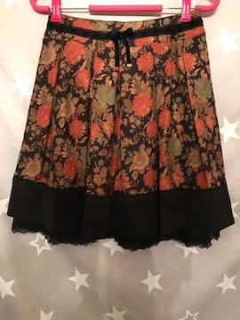 大人フェミニン スカート  M size