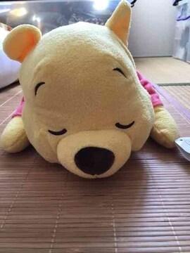 ディズニーストア・おやすみプーさんぬいぐるみ