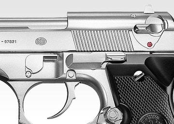 M92F ミリタリーモデル ステンレス
