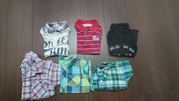 ☆シャツ☆6枚セット☆100センチ☆