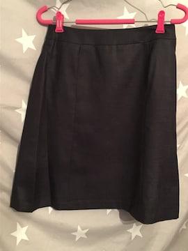 膝丈 フレアスカート  新品 ウエスト67cm