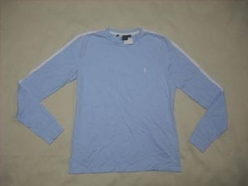 ow189 女 RALPH LAUREN ラルフローレン 長袖Tシャツ Sサイズ