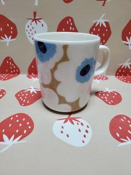 新品未使用☆マリメッコマグカップ