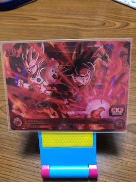スーパードラゴンボールヒーローズ P 孫悟空  UM11弾 配布品