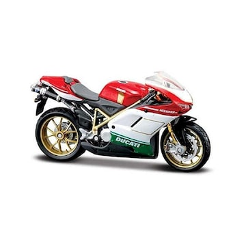 マイスト 1/18 ドゥカティ Maisto 1/18 Ducati 1098S オートバイ