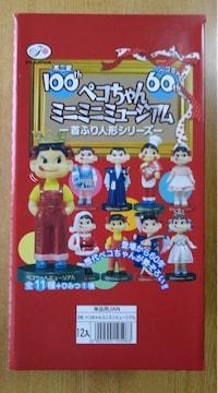 ペコちゃんミニミニミュージアム首振り人形シリーズ