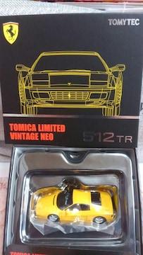 トミカ リミテッドヴィンテージネオ フェラーリ 512 TR 未使用 新品 タカラトミー限定
