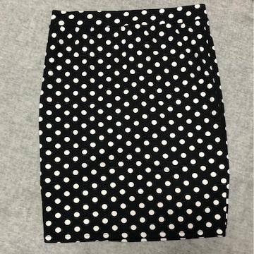 ドットミニタイトスカート