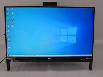 NEC LAVIE GD254UCAA 23.8型フルHD液晶/Core i5-7200U/4G/SSD