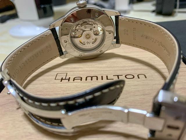 HAMILTON < ブランドの