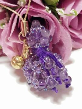 *:。縁起物*大きいsizeの天然石瓢箪*: 。(紫)