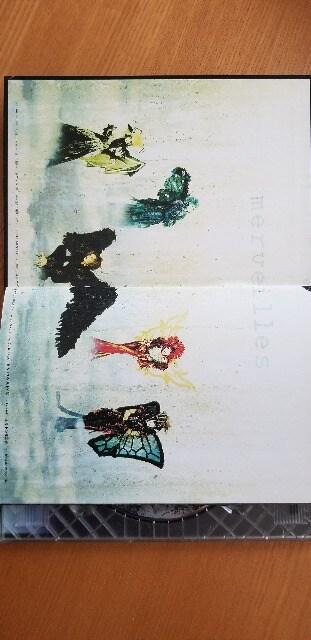 MALICE MIZER/merveilles  GACKT  Mana < タレントグッズの