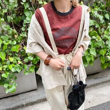 500スタ!!完売!!Ciaopanic ボーダーリンガーTシャツ