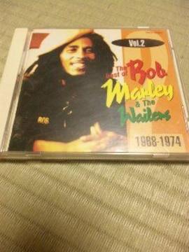 BOB MARLEY ボブマーリィベストCD 国内盤