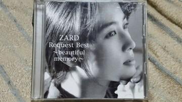 ZARD(ザード) リクエストベスト 2枚組ベスト