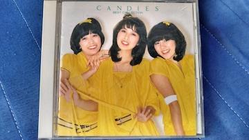 CANDIES(キャンディーズ) ベストコレクション 86年盤