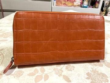 カード収納便利 クラッチバッグ 長財布 未使用