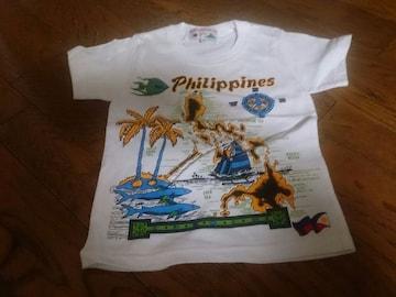 100 マニラのTシャツ 着用回数少なく美品
