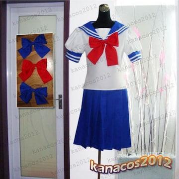 美少女戦士セーラームーン 大阪なる 十番中学夏制服 ★衣装