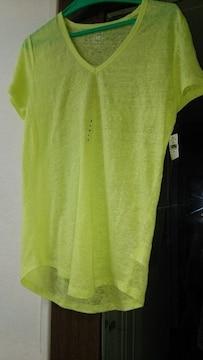 新品、未使用ネオンカラーGAPTシャツ