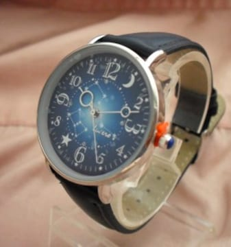 スターフェイスウォッチNVSV−星座の腕時計