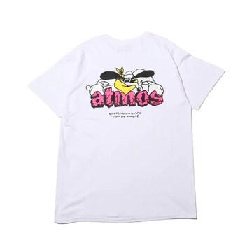 新品 ATMOS アトモス × SHINKNOWNSUKE コラボTシャツ L 白